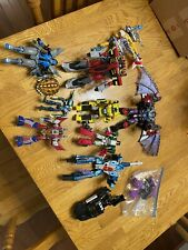 Misc. Junkers/Incomplete Transformers Lot