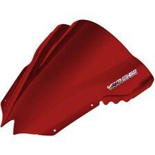 08-16 Yamaha R6 Yana Shiki Red R Series Chrome Windscreen YW-3010CRE
