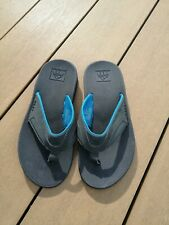 Reef Kids Ahi Flip Flop Anchors Sizes UK Infant 4//5 Junior 6