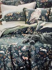 BNWT M.M Linen Briar King Size Duvet Set