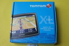 "TomTom Xl 335S Auto Gps Navigation Bundle 4.3"" w/ Mount Usb Cable Car Charger"