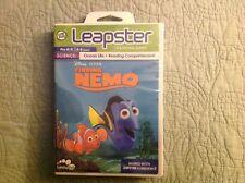 NEW LEAPFROG Leapster  FINDING NEMO Learning Game Cartridge 2008