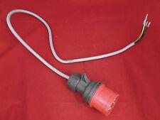 ABL Sursum 32A CEE rot Stecker 5 pol IP 44 S52S30 mit 1m Kabel