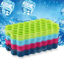 37 Cell Honey Comb Mould Beeswax Ice Jelly Chocolate Silicone Cake Mold DIY New