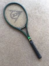 Vintage Dunlop Max 200G Tennis Racket In Good Condition. Made In England.