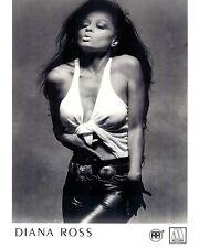 "Diana Ross 10"" x 8"" Photograph no 38"