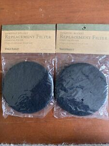 World Market Compost Bucket Replacement Filters