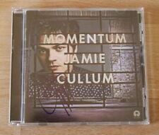 ORIGINAL Autogramm von Jamie Cullum. pers. gesammelt. Auf CD Cover. MOMENTUM
