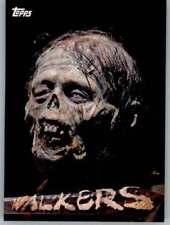 The Walking Dead Season 5 Walkers  Card    #W-6