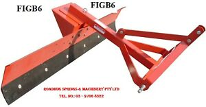 6FT GRADER BLADE PART NO = FIGB6