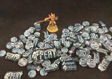 Warmachine: Retribution of Scyrah Acrylic Tokens - Muse on Minis - Free Shipping