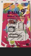 Lot 1 Rsim-9 Nano Cloud Card