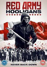 Red Army Hooligans  with Jon-Paul Gates New (DVD  2018) Russia World Cup 2018