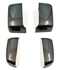 For 14-19 GM Silverado Painted Gray 121V Towing Mirror Caps Cover OE Replacement