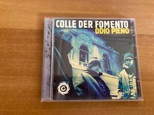 Colle Der Fomento - Odio Pieno CD - Hip Hop Rap