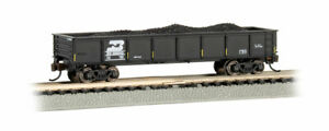 Bachmann 17252 N Burlington Northern #500043 - 40' Gondola