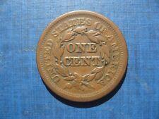 United States - Cent 1851. Nice Grade.