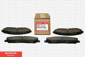 Genuine Acura OEM Front Brake Pad Kit Fits: 2015-2020 MDX (45022-TZ5-A01)