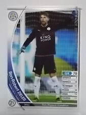 Panini WCCF 2016-17	EXTRA	Ron-Robert	Zieler	Leicester	Germany	Promo