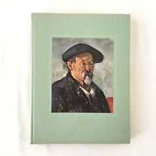 CEZANNE 1952 First Edition 48 Color Plates The Library Of Great Painters