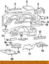 general motors dash parts for 1997 chevrolet lumina for sale ebay ebay