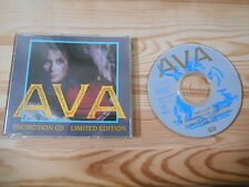 CD Rock Ava - True Love (4 Song) Promo EMI