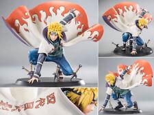 Anime Naruto Figure Jouets Namikaze Minato Figurine Statues 18cm