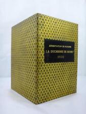 Rare GUIBOURG Avocat ARRESTATION DUCHESSE BERRY Nantes 1832 CARTONNAGE aux LYS