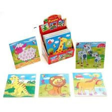 Unbranded Animals 15 - 25 Pieces Jigsaw Puzzles