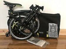 Brompton S2L New York Limited Edition ReDUCED!!!!