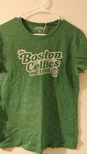 Boston celtics women's Large shirt