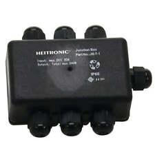 Kabelverbinder Verteiler 6-fach Dosenmuffe Verbindungsbox IP68 24V