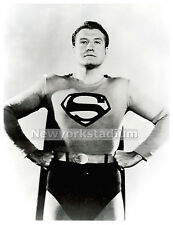 George Reeves- Superman -Tv Show Intro Photo