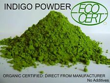 Indigo Powder 100% Pure & Organic 2020 Proceed