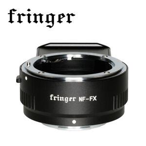 Fringer NF-FX Auto Focus Lens adapter Nikon G D E Lens to Fuji X X-S10 X-T3 T20