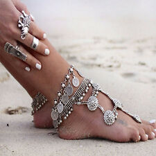 New Sexy Fashion Women's Ankle Chain Anklet Bracelets Foot Sandal Barefoot Beach