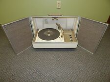 Vintage Zenith Solid State 50 Stereophonic Record Player Phonograph 15 33 45 78