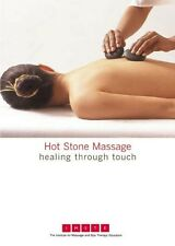 Hot Stone Massage & Spa Therapy Video On DVD w 18 Page Digital Users Manual