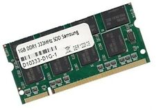 1GB RAM für Packard Bell EasyNote R-NOries W3425 333 MHz DDR Speicher PC2700