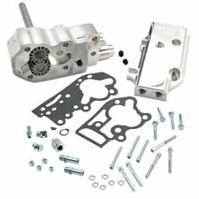 S&S Polished Billet Aluminum Oil Pump Kit Harley Shovelhead Evo Evolution