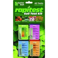 PH Tester Test Kit for Soil Test Levels of Soil PH Flowers Fruit Vegetable 1601