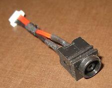 DC POWER JACK w/ CABLE SONY VAIO VPCZ135GX VPC-Z135GX SOCKET AC CHARGE PORT