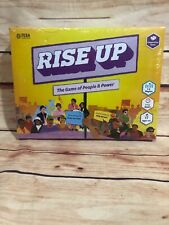 Rise Up The Game Of People & Power Tesa Collective Board Game