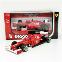 BBURAGO 1:43 2012 FERRARI FORMULA 1 F1 F2012 #5 Fernando Alonso Model CAR IN BOX