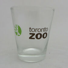 Toronto Metro Zoo shot glass Canada
