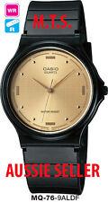 Casio Plastic Case Analogue Wristwatches