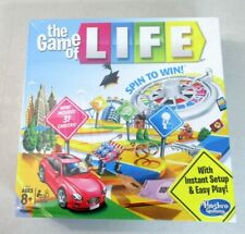 Life Board Game Ages 8 & Up Hasbro Gaming The Game of 9176 free shipping []