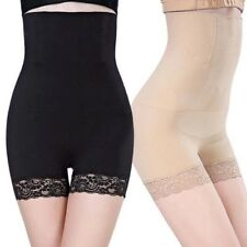 Femmes Ceinture Amincissant Shorts Ventre Plat Sculptant Lingerie Taille Haute