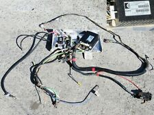 USED OEM CLUB CAR 48V IQ ELECTRICAL SYSTEM, 1510A-5251, OBC, HARNESS, TOW RUN