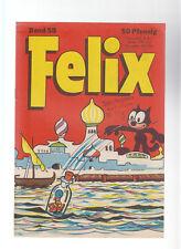 Felix Nr. 58 Sehr guter Zustand ( 1+) Bastei Verlag